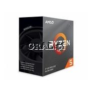AMD Ryzen 5 3600X (3.8GHz, Six Core, 35MB, 95W, BOX, AM4) przedstawia grafika.