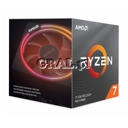AMD Ryzen 7 3700X (3.6GHz, Eight Core, 36MB, 65W, BOX, AM4) przedstawia grafika.