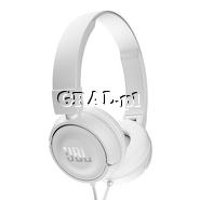 Słuchawki JBL T450 White przedstawia grafika.