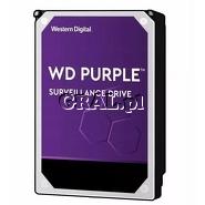 WD 8TB, SATA3, 256MB (WD82PURZ) Purple (monitoring) przedstawia grafika.