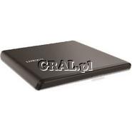 Nagrywarka DVD Liteon ES1 Slim USB 2.0 Czarna przedstawia grafika.