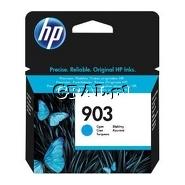 Wklad drukujacy HP No 903 Cyan T6L87AE przedstawia grafika.
