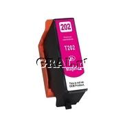 Tusz zamiennik Epson 202XL (T02H3 XL, Magenta) przedstawia grafika.