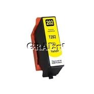 Tusz zamiennik Epson 202XL (T02H4 XL, Yellow) przedstawia grafika.