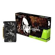 Gainward GeForce GTX1650 D6 Ghost, 4GB, DDR6, PCI-E, DP, HDMI przedstawia grafika.