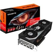 Gigabyte Radeon RX6800 XT Gaming OC 16GB, GDDR6, 2xDP, 2xHDMI, PCI-E,  przedstawia grafika.