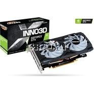 Inno3D GeForce GTX1660 Super Twin X2 OC RGB, 6GB, DDR6, PCI-E, DP, HDMI przedstawia grafika.