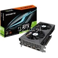 ˙Gigabyte GeForce RTX3060 Eagle, 12GB, GDDR6, 2xDP, 2xHDMI, PCI-E przedstawia grafika.
