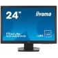 """Iiyama X2485WS-B1, 24,1"""" LCD X2485WS-B1 prezentuje Centrum Komputerowe Gral."""
