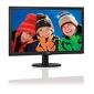 """Philips 243V5LSB, 23.6"""" LCD 243V5LSB prezentuje Centrum Komputerowe Gral."""