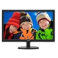 "Philips 223V5LHSB2, 223V5LHSB2 21.5"" LCD prezentuje Centrum Komputerowe Gral."