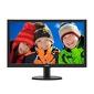 "Philips 240V5QDSB, 23.8"" LCD 240V5QDSB IPS prezentuje Centrum Komputerowe Gral."